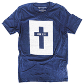 NOTW, Calvary John 3:16, Men's Short Sleeve T-Shirt, Navy, S-2XL