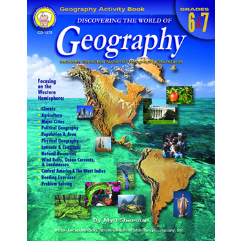 Discovering the World of Geography