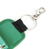 Brownlow Gifts, Blessed Pocket Keychain, Neoprene, Teal, 6 1/2 x 2 1/4 x 1/2 Inches