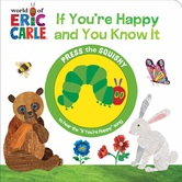 If Youre Happy & You Know It, The World of Eric Carle, by Eric Carle, Sound Book