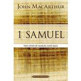 1 Samuel, MacArthur Bible Studies Series, by John F. MacArthur, Paperback