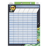 Renewing Minds, Customizable Incentive Chart, Pop Mania, Multi-Colored, 17 x 22 Inches