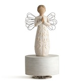Willow Tree, A Tree, a Prayer Musical Figurine