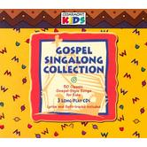 Gospel Singalong Collection: 50 Gospel-Style Songs for Kids, by Cedarmont Kids, 3 CD Set