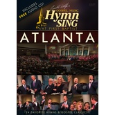 Gerald Wolfe's Gospel Music Hymn Sing At First Baptist Atlant, by Various Artists, DVD and CD