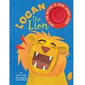 Logan the Lion, by Evian Leigh & Laura Watson, Sound Book