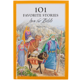 Master Books, 101 Favorite Stories from the Bible, Hardcover, Grades PreK-4