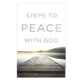Good News Tracts, Steps to Peace with God ESV, Set of 25 Tracts