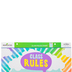 Renewing Minds, Customizable Class Rules Chart, Rainbow Stripes, 17 x 22 Inches, Multi-Colored, 1 Each