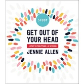 Get Out Of Your Head Study Guide, by Jennie Allen, Paperback