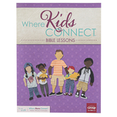 Group Publishing, Where Kids Connect Bible Lessons Volume 3, Paperback, 88 Pages, Ages 3-8