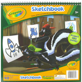 Crayola, Art and Sketch Pad, 40 Pages, 9 x 9 inches