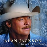 Let It Be Christmas, by Alan Jackson, CD