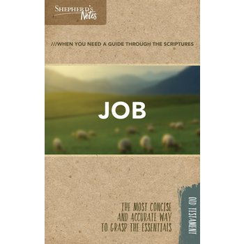 Job, Shepherd's Notes Series, by Duane A. Garrett, Paperback