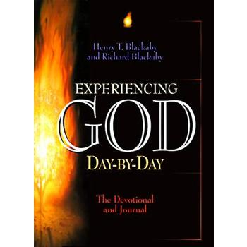 Experiencing God Day-By-Day: A Devotional and Journal, by Henry T. Blackaby and Richard Blackaby