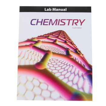 BJU Press, Chemistry Student Lab Manual, 4th Edition, Paperback, Grade 11