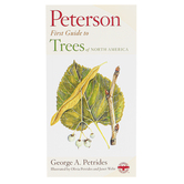 Peterson First Guide to Trees of North America, Paperback, Grades 3-12 and adults