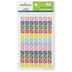 Farmhouse Lane Collection, Mini Incentive Stickers, Multi-Colored, Pack of 840