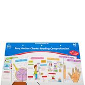 Carson-Dellosa, Easy Anchor Charts: Reading Comprehension Bulletin Board Set, Grades K-3