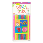 Wikki Stix, Neon Colors Pack, 8 inches, Set of 48