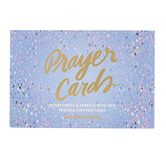 Eccolo Ltd., Prayer Cards, Confetti Dot Design, 4 x 6 inches Each, 36 Cards