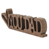 Love You Dad Table Decor, Wood, Brown, 12 x 3 3/4 x 1 inches