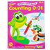 TREND, Counting 0-31 Wipe-Off Book, 27 Pages, Grades PreK-K