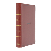 CSB Reference Bible, Giant Print, Imitation Leather, Multiple Colors Available