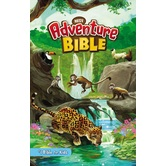 NRSV Adventure Bible, Hardcover
