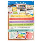 Carson-Dellosa, Close Reading Bulletin Board Set, Multi-colored, 10 Pieces, Grades 1-5