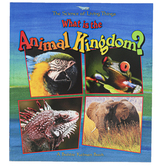 Memoria Press, What is the Animal Kingdom Text, Paperback, 32 Pages, Grades 3-6