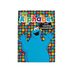 Sesame Street, Alphabet With Cookie Monster Preschool Workbook, Paperback, 32 Pages, Ages 3-5
