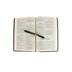 KJV Gift and Award Bible, Paperback, Black