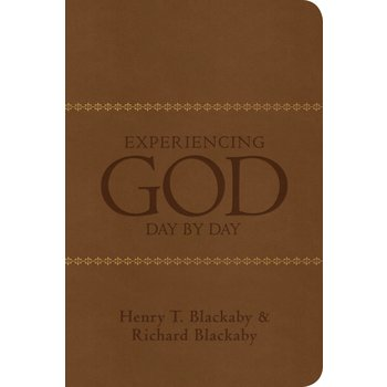 Experiencing God Day by Day, by Henry T. Blackaby and Richard Blackaby