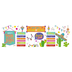 Renewing Minds, Drama Llama Bulletin Board Set: Are You Tattling or Telling, Multi-colored, 94 Pieces