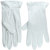 White Gloves - Extra Large