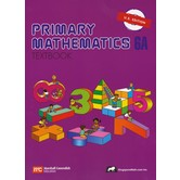 Singapore Math, Primary Math Textbook 6A, U.S. Edition, Paperback, 96 Pages, Grades 6-7