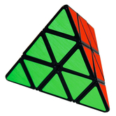 Recent Toys, Pyraminx Brainteaser Puzzle, Ages 9 and Older, Single Player