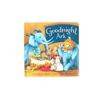 Zondervan, Goodnight, Ark Board Book, Laura Sassi, Hardcover