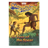 In Fear of the Spear, Adventures In Odyssey: Imagination Station, Book 17, by Marianne Hering