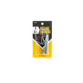 Picture Hanging Hooks with Nails, 50-lb rating, 4 count