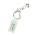 AngelStar, Life is Sweet Sprinkle a Little Love Mini Pen, Mint Green, 4 1/2 inches
