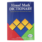 Didax, Visual Math Dictionary, Paperback, 130 Pages, Grades 5 and up
