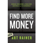 Find More Money, by Art Rainer, Paperback