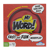 Outset Media, My Word Party Word Game, Ages 8 and Older, Supports 2 to 6 Players