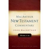 Mark 9-16, The MacArthur New Testament Commentary, by John MacArthur, Hardcover