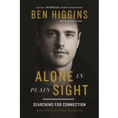 Pre-buy, Alone In Plain Sight, by Ben Higgins & Mark Tabb, Hardcover