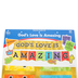 Carson-Dellosa, God's Love Is Amazing Bulletin Board Set, 21 Pieces