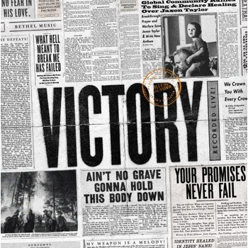 Victory, by Bethel Music, CD