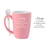 Spoon Mug - Mom